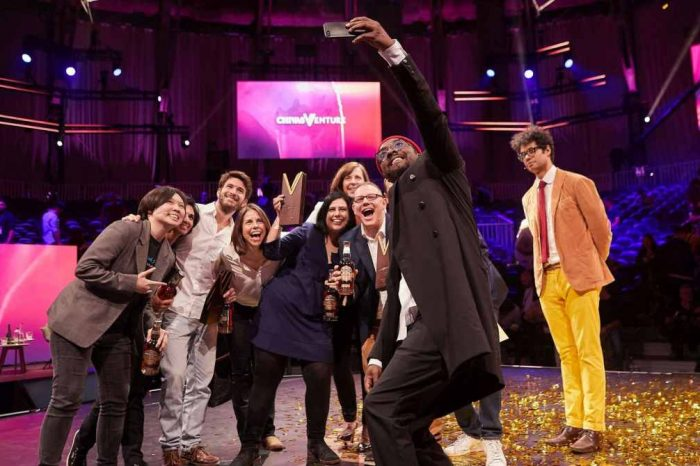 will.i.am awards startup entrepreneurs in final of $1 million Chivas Venture 2018 competition