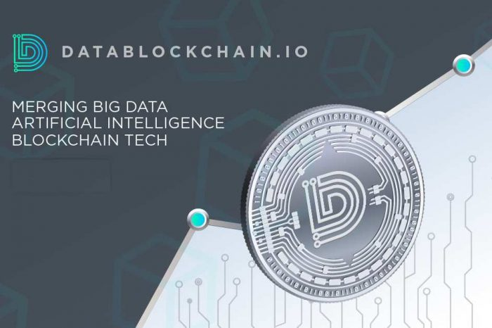 Blockchain startup DataBlockChain.io launches out of stealth to create a smart data platform using blockchain