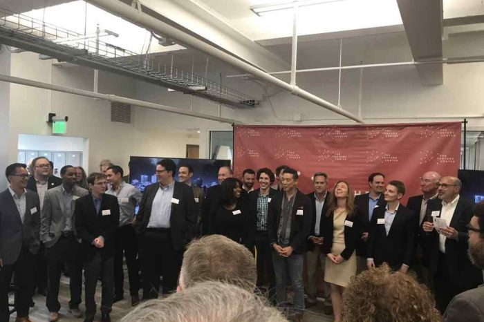 FIS and The Venture Center selected ten startups to participate in the 2018 VC FinTech Accelerator program