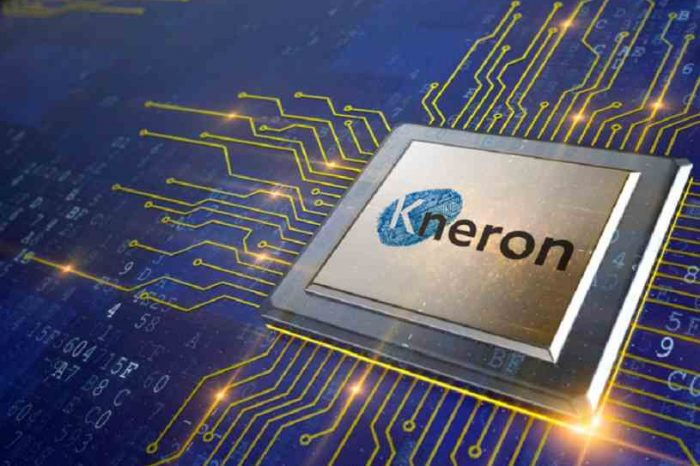 Artificial intelligence startup Kneron raises $18 million; announces 3D AI solution launch