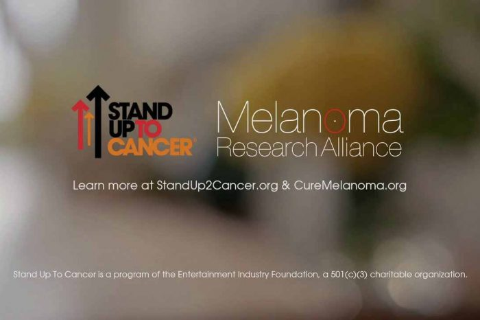 "The world's largest non-profit funder of melanoma research, Melanoma Research Alliance (""MRA""), raises over $2 million in funding"