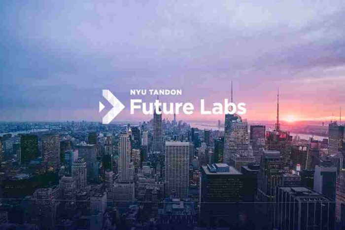 NYU Tandon Future Labs selected seven startup companies to join its first Catalyst NYC cohort.