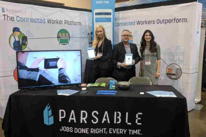 Parsable raises $40 million to help companies embark on their Industry 4.0 digital transformation journey