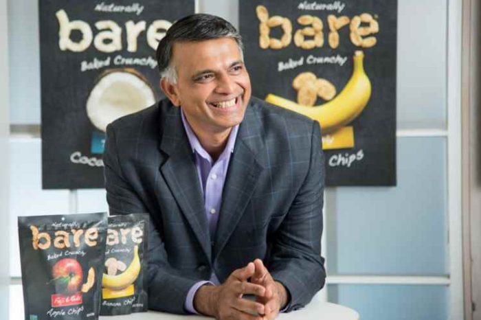 PepsiCo buys startup Bare Foods, maker of Non-GMO fruit and vegetable snacks