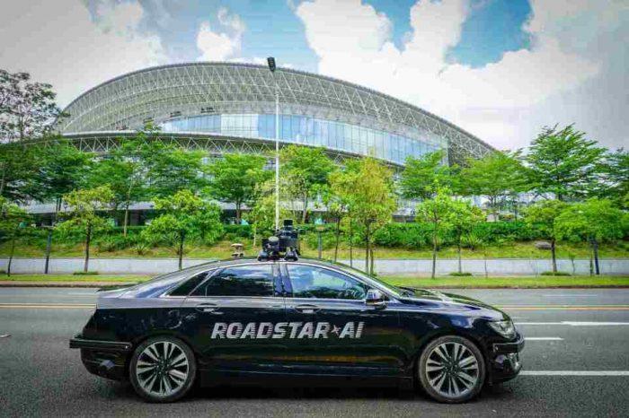 Autonomous technology startup Roadstar.ai raises $128M in Series A funding