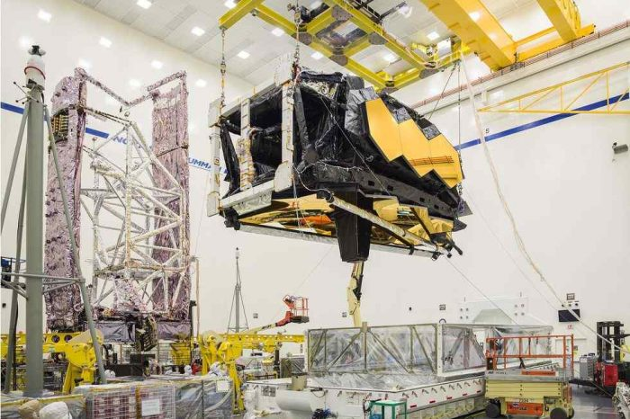 Screws and Washers are Falling Off NASA's Multi-Billion Dollar James Webb Space Telescope