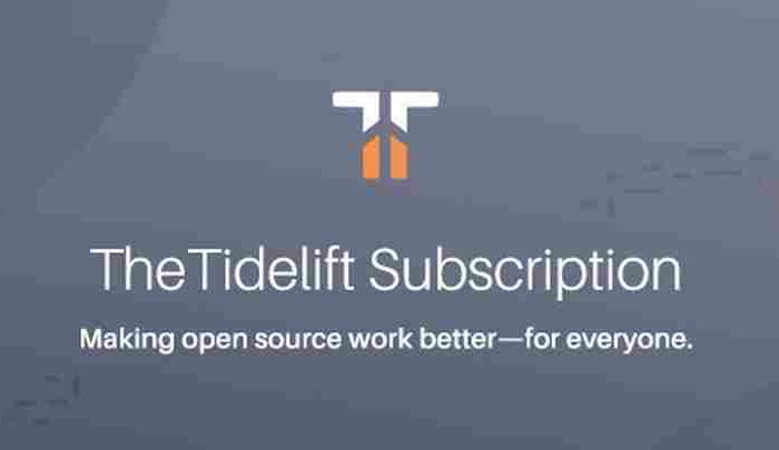 Tidelift raises $15 million to make Open Source work better for everyone