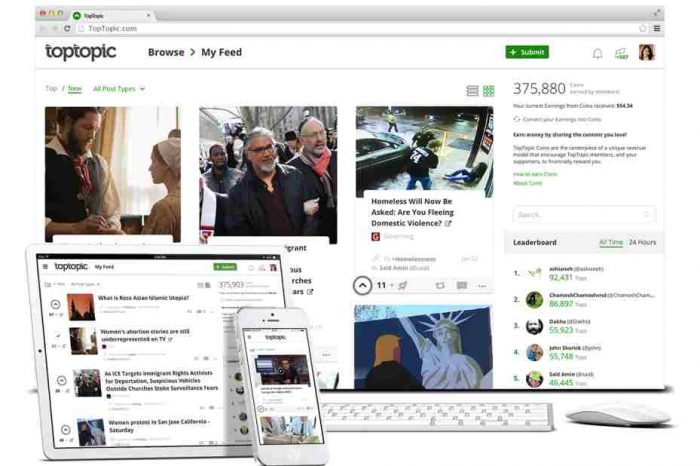 TopTopic introduces SocialEarn, a fundraising tool to benefit nonprofits