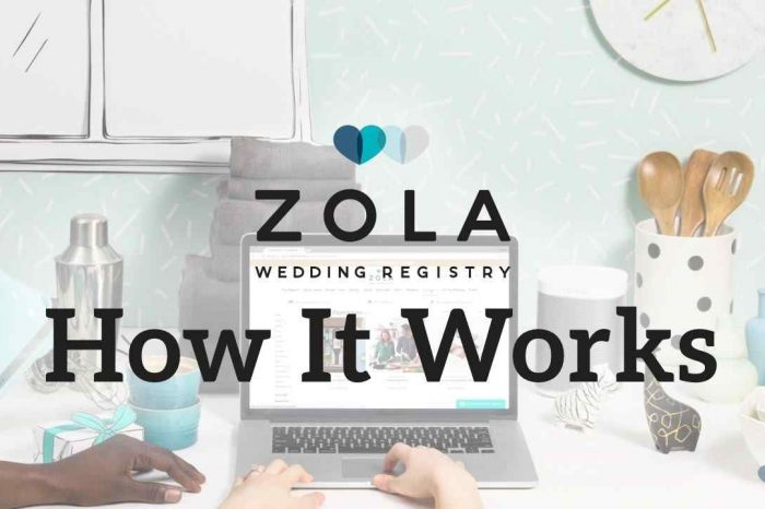 Wedding-planning startup Zola just tied the knot: $100 million funding from Comcast Ventures,  NBCUniversal, and Goldman Sachs Investment Partners