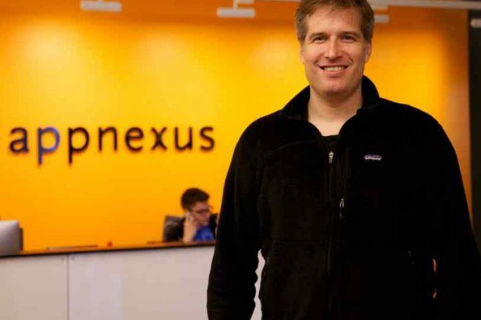 AT&T to acquire digital ad platform startup AppNexus for $1.6 billion