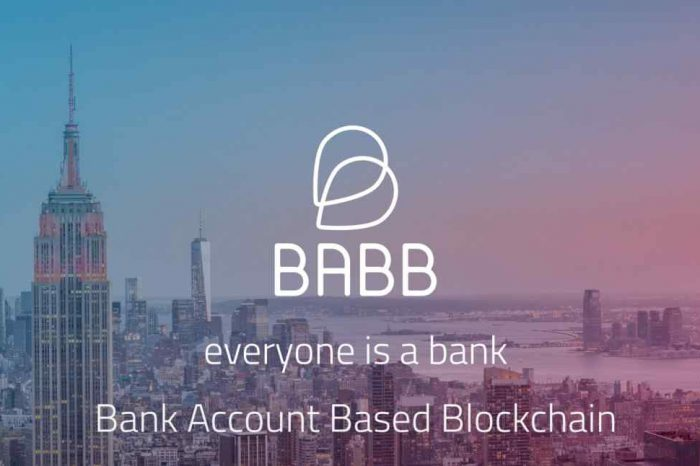 Blockchain banking startup BABB launches equity crowdsale