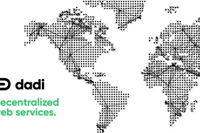 Blockchain startup Dadi launches new P2P network to power a fast, scalable, and secure internet