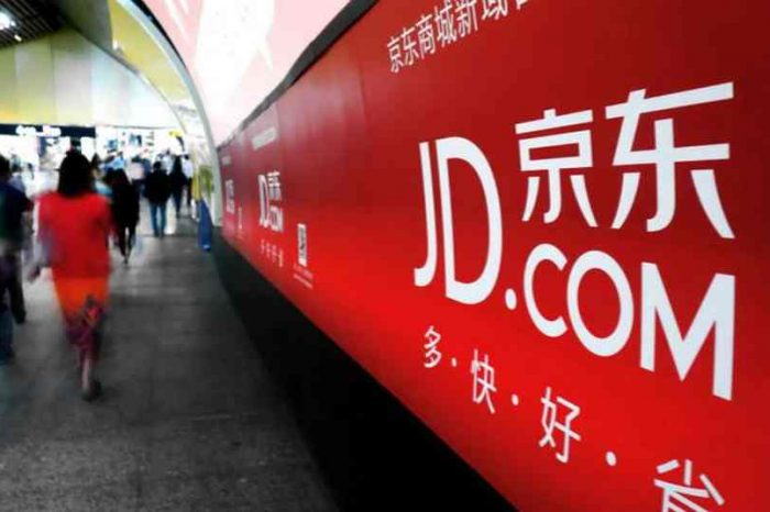 Google invests $550 million in Chinese online shopping retailer JD.com
