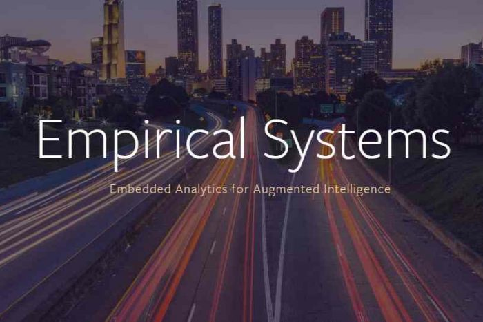 Tableau acquires MIT spinoff Empirical Systems