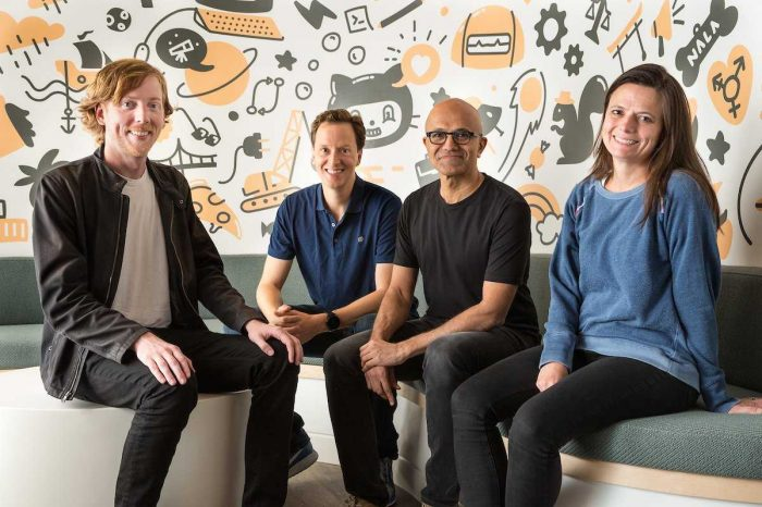 Microsoft acquires GitHub for $7.5 billion