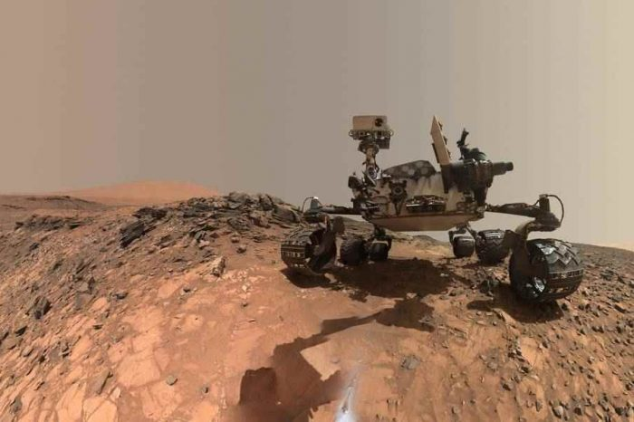 NASA Found 3-Billion Year Old 'Building Blocks of Life' on Mars