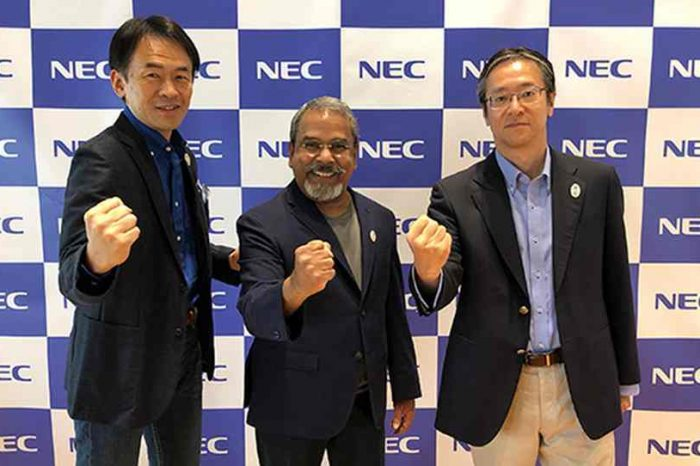 "NEC corporation establishes ""NEC X"" in Silicon Valley"
