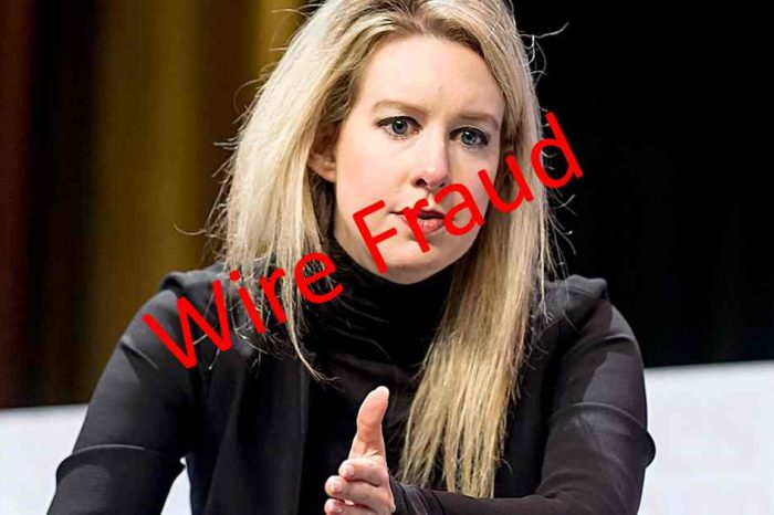 Theranos founder Elizabeth Holmes indicted on wire fraud charges