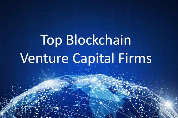 Top Blockchain Venture Capital Firms