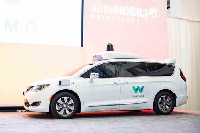 Fiat Chrysler partners with Alphabet's Waymo to develop self-driving commercial vehicles
