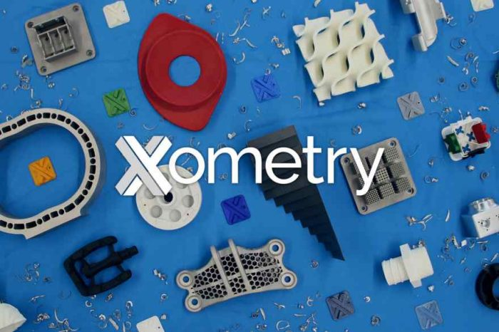 On-demand manufacturing marketplace startup Xometry launches 2D technical drawings marketplace