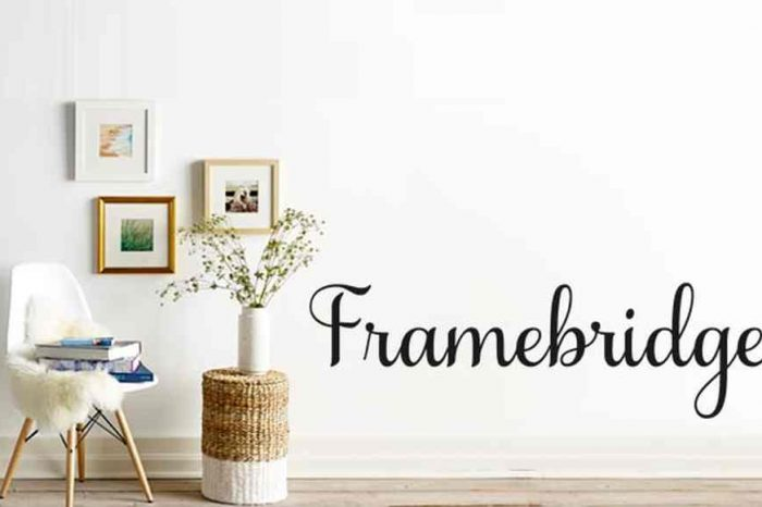 Direct-to-consumer custom framing startup FrameBridge raises $30 million in Series C funding led by T. Rowe Price