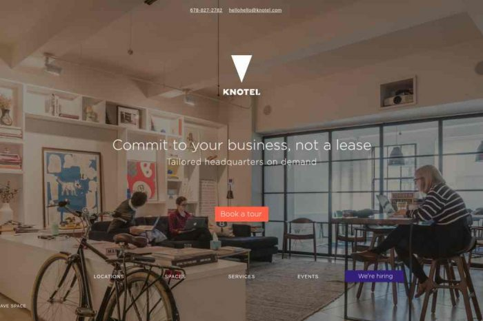 Knotel acquires top real estate search engine startup 42Floors to accelerate its plans for a blockchain platform