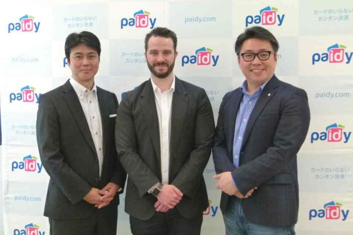 Fintech startup Paidy raises $55 million to let customers shop online without a credit card