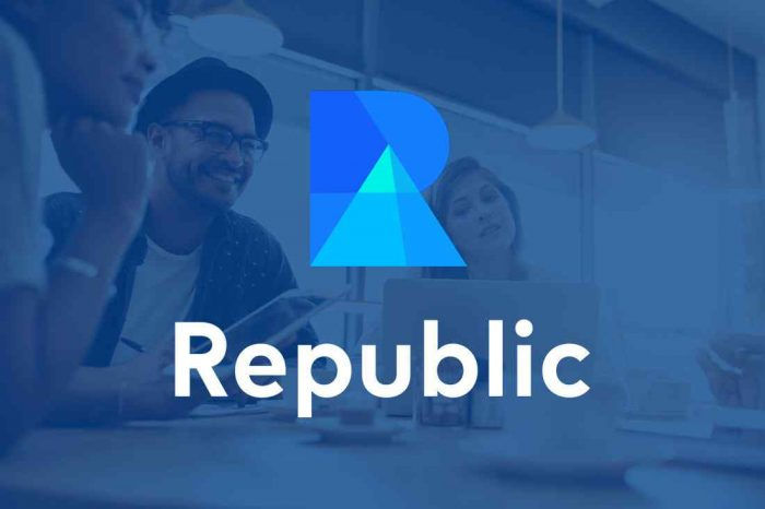 AngelList spinoff startup Republic raises $12 million to tokenize startup investing