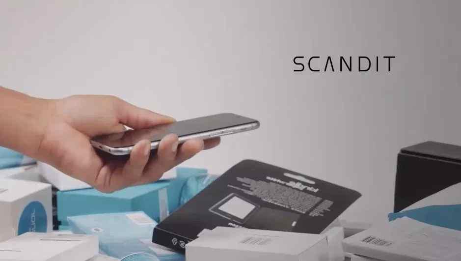 Enterprise mobility and barcode scanner startup Scandit raises $30