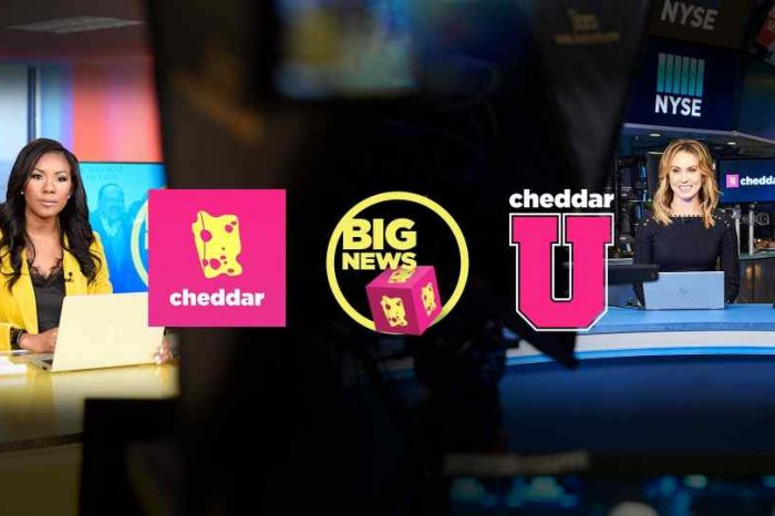 Post cable networks startup Cheddar launches CheddarU to more than 650 campuses, reaching 7+ million students