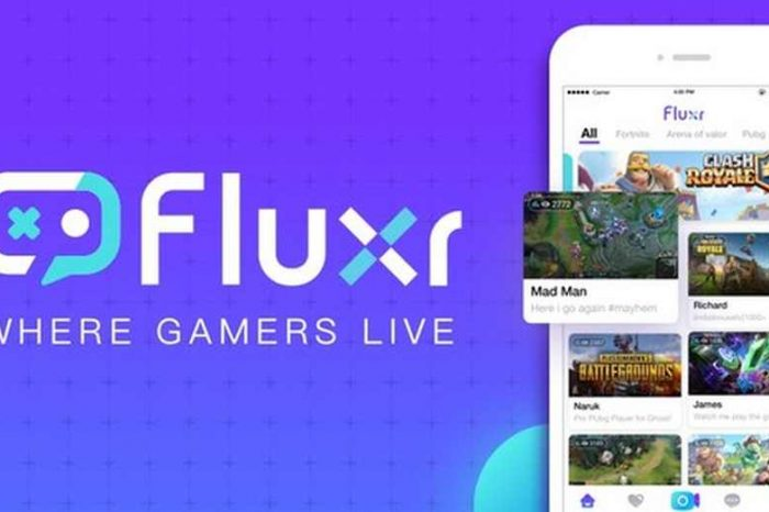 LiveMe launches Fluxr, a new live streaming platform for mobile gaming and esports; partners with Tencent and PUBG to promote PUBG Mobile