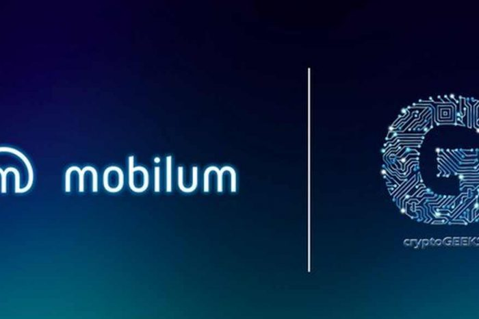 Global payment startup Mobilum partners with CryptoGeeks to implement blockchain technologies