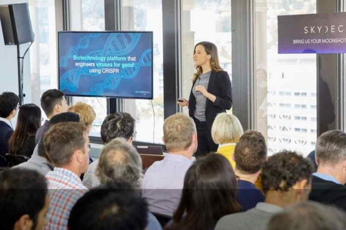 20 Startups Showcase Next Big Ideas at Berkeley SkyDeck's Spring 2019 Demo Day