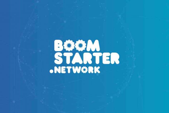 Startup accelerator Boomstarter.Network launches payments with cryptocurrencies