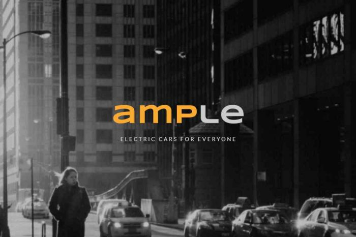 Electric car-charging startup Ample raises $31 million funding led by Shell Ventures