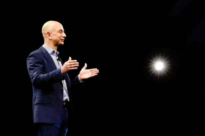 Amazon's Jeff Bezos launches a $2 billion 'Day One Fund' to help homeless families and preschool education