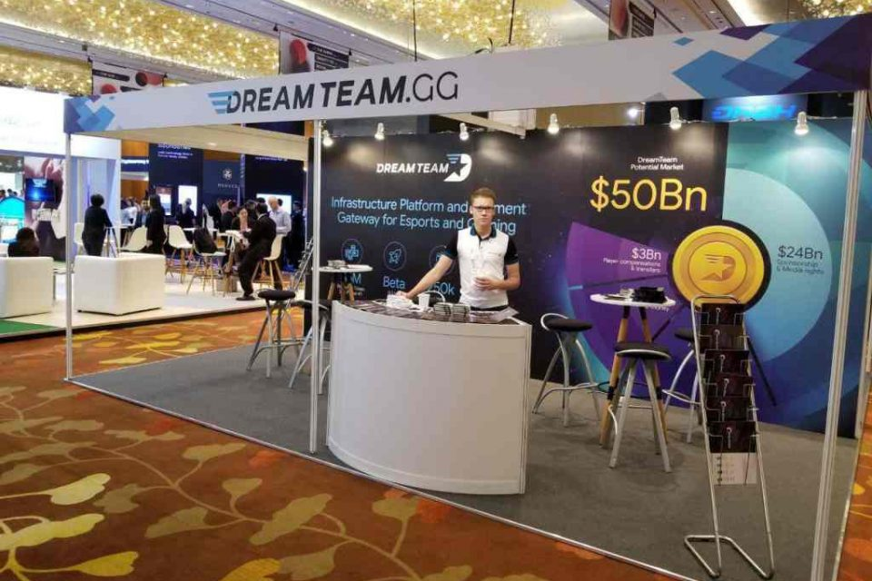 Payment gateway for esports and gaming startup DreamTeam raises$5 million to expand its infrastructure platform