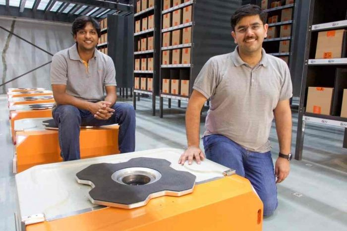 GreyOrange raises $140 million to develop the next generation of intelligent robotics for supply chain automation
