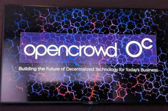 OpenCrowd and The BuildCoin Foundation join forces to develop blockchain solution for public infrastructure