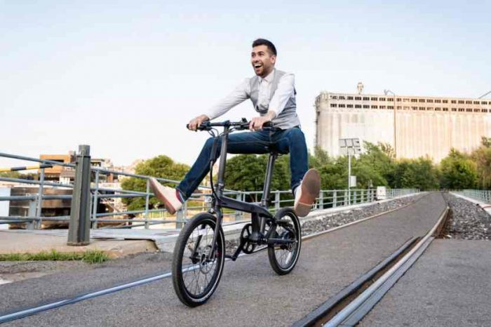 Carbo might be the folding e-bike that convinces you to ditch your city car