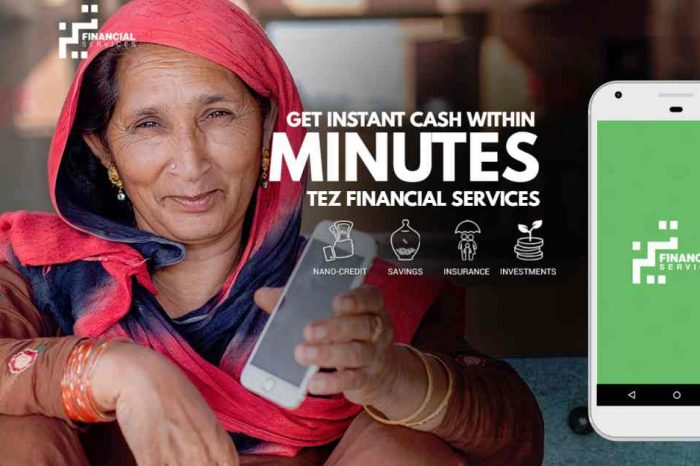 Pakistani fintech startup Tez Financial raises $1.1 million in Seed Round led by Omidyar Network