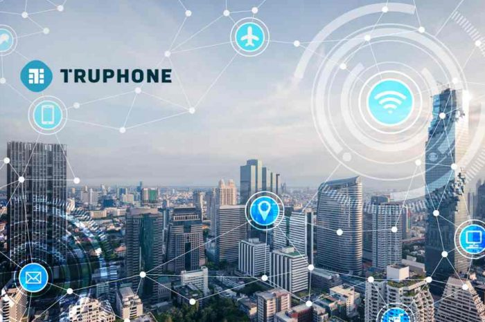 Global mobile network startup TruPhone raises $23.67 million to scale its eSIM and IoT technology offering