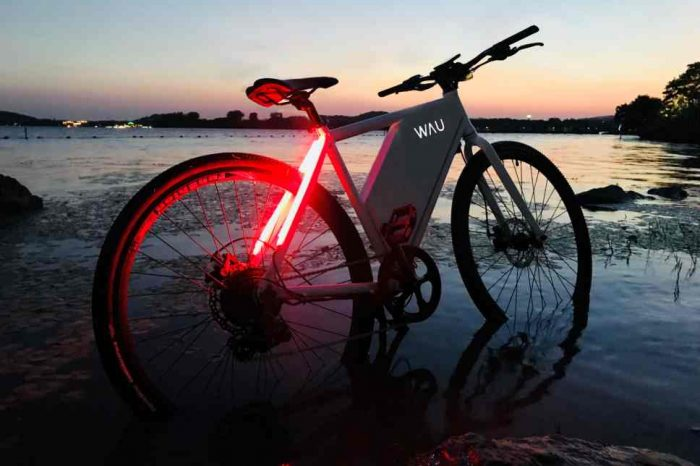 WAU - The BEST feature-packed smart eBike