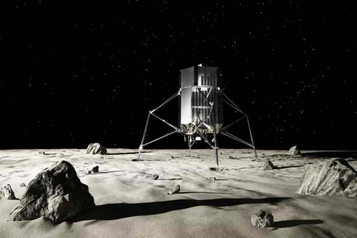 Draper teams up with ispace, General Atomics, and Spaceflight Industries to build the next lunar landers for NASA