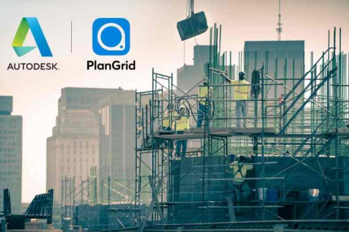 Autodesk acquired construction software startup PlanGrid for $875 million
