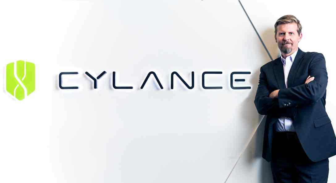 Cylance CEO and Co-Founder