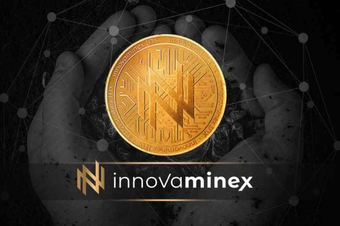 InnovaMinex, the cryptocurrency startup for precious metals traceability, to release a collection of cryptocurrency coins in gold and silver
