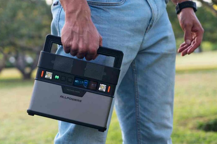 Meet Monster, The Smartest, Fastest Portable Power Station Wherever You Need Power
