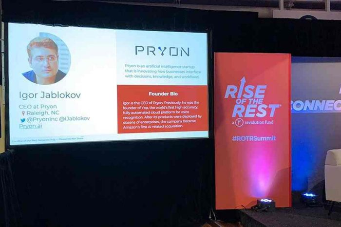 Enterprise AI and NLP startup Pryon launches out of stealth with $4.5 million in seed funding